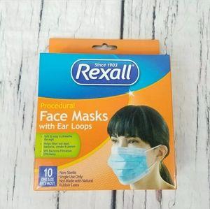 Rexall face mask